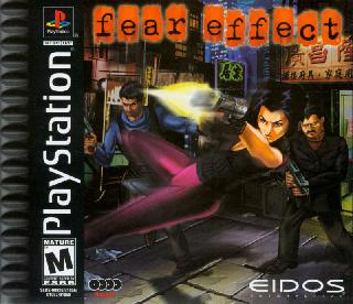 Screenshot Thumbnail / Media File 1 for Fear Effect [NTSC-U] [Disc1of4]